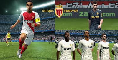 PES 2013 AS Monaco Full GDB 2016-17 by Vulcanzero