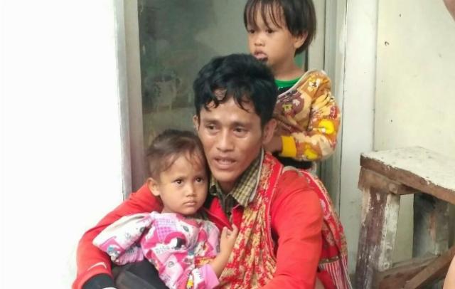 Bikin Iba! Warga Bone Tersesat di Jakarta Bersama Anaknya Butuh Bantuan Pulang