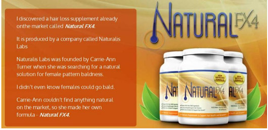 Protect your Hair from Dryness with Natural FX4 - Healthy Mini Market