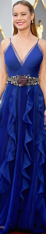 Brie Larson 2016 Oscars