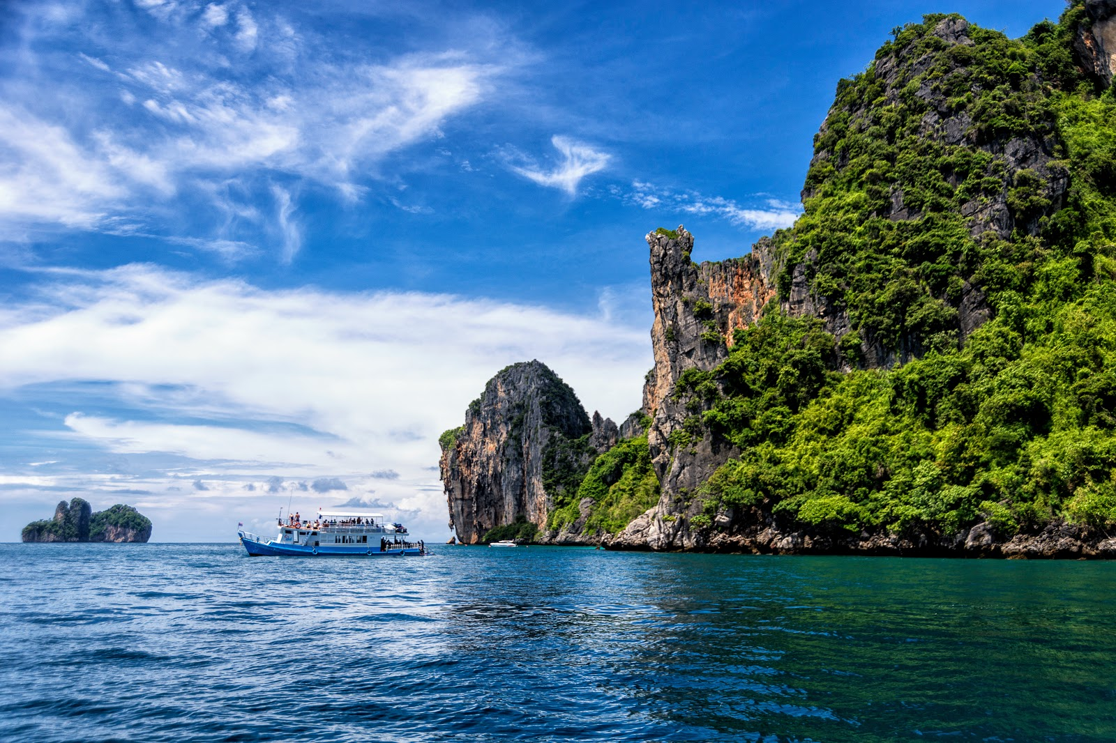 Which Five Words Would You Choose to Best Describe Thailand?
