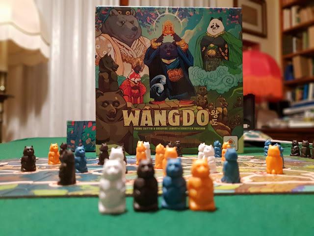 """""""Wangdo"""", sfida tra orsi per diventare re"""