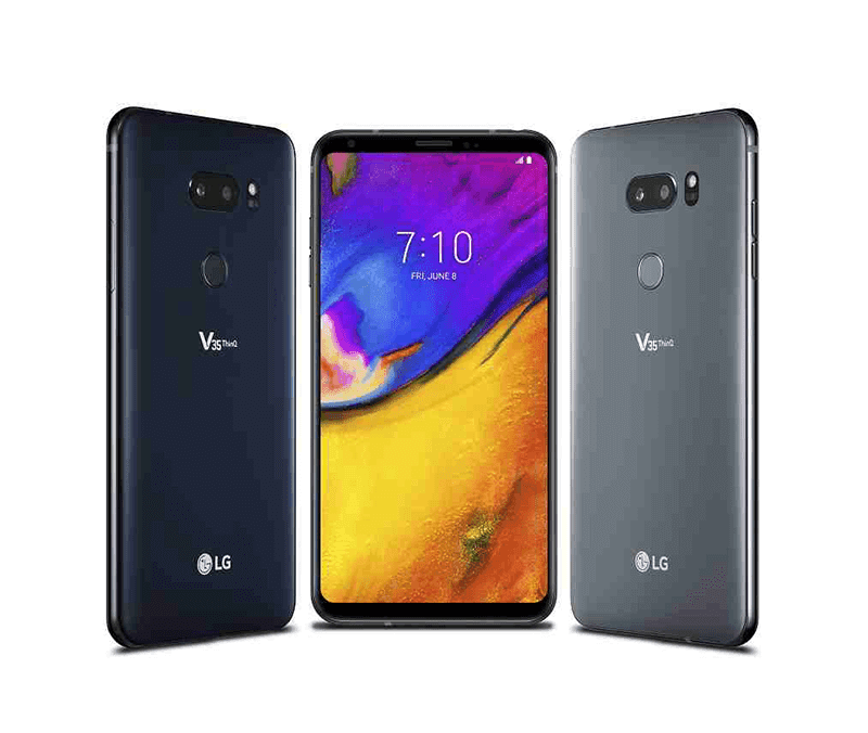 LG V35 and V35+ ThinQ with Snapdragon 845 launched!
