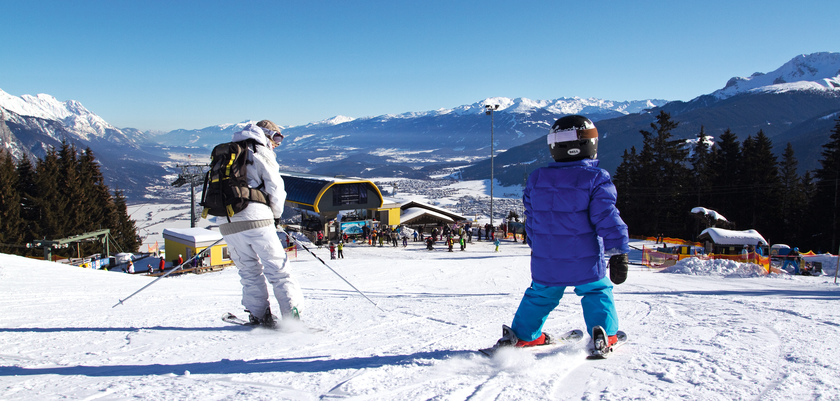 Ski Holidays For Beginners with Inghams