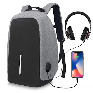 Gadgetbucket Oxford UnTech Anti-Theft Backpack