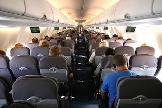 Tekanan Udara di Pesawat