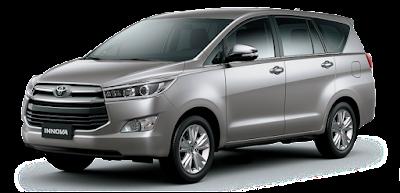 Sewa Toyota Innova Reborn 2017 Padang