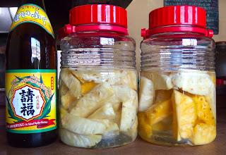 西表島産パイナップル果実酒