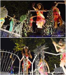 Reinas del Carnaval 2016