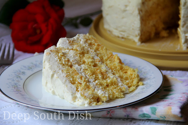 Mandarin Orange Cake is what this dessert is typically known as in this part of The Deep South, but in many other areas of The South, this is more commonly known as Pig Pickin' Cake.