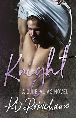 #CoverReveal #PreOrder Knight by KD Robichaux @KaylaTheBiblio
