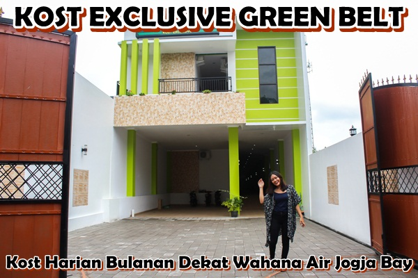 Kost Exclusive Green Belt