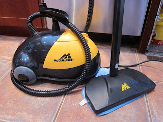 best steam cleaner mcculloch heavy duty steam cleaner review