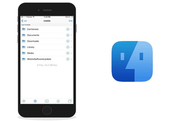 iFile, Aplikasi File Manager di iPhone dan iPad