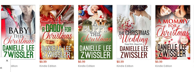 Danielle Zwisller fiction books