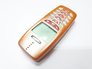 Hape Jadul Nokia 3350 Seken Mulus Langka Kolektor Item
