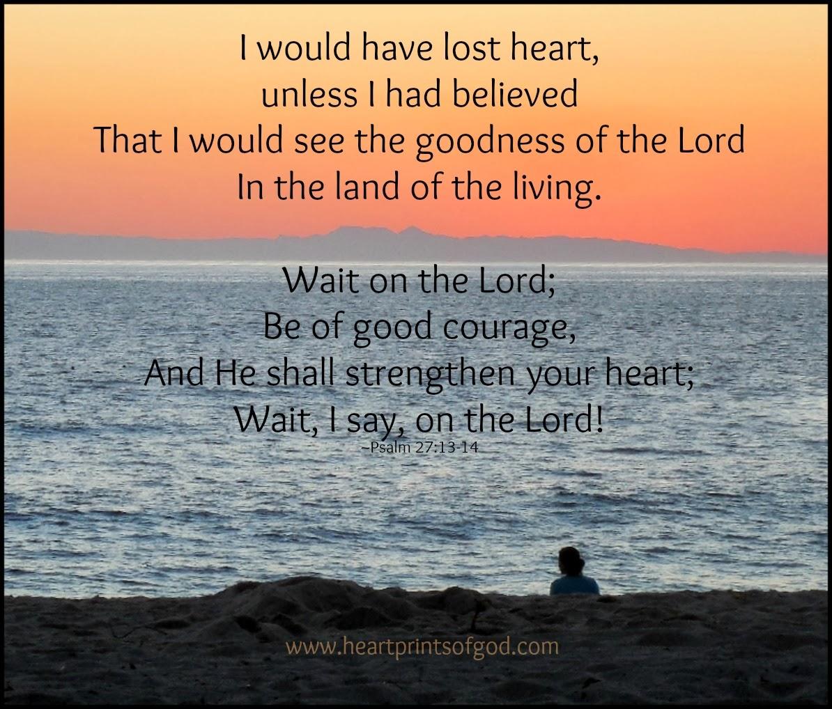 Heartprints Of God: When Your Heart Needs A Boost~