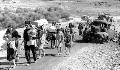refugees from palestine