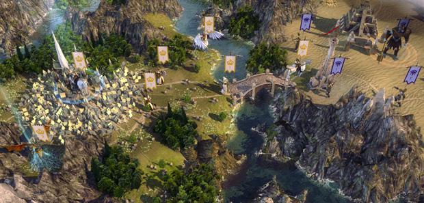 Age of Wonders 3 Archdruid & Random Map Trailer