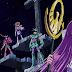CDZ e DBZ: animes em outubro na Rede Brasil!