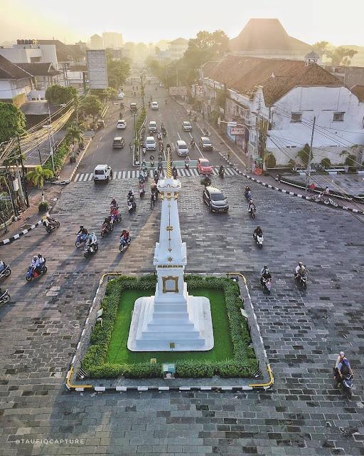 Wisata ke Tugu Jogja 2019 - 2020