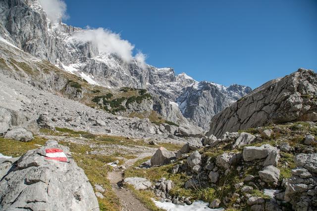 Torwanderung am Dachstein  Wandern in Ramsau am Dachstein 16