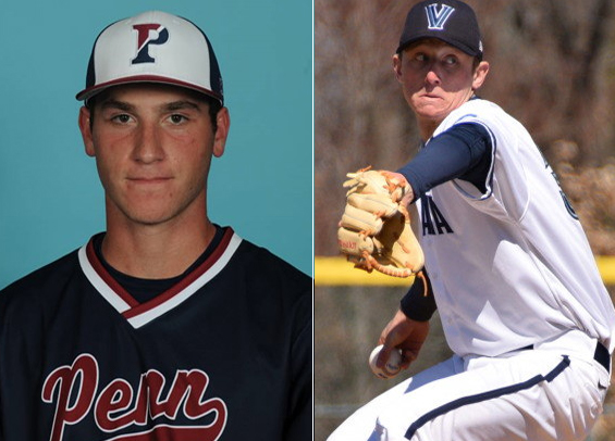 Philadelphia College Players of the Week - Matt O'Neill and Ryan Doty