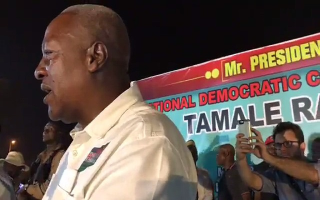 President Mahama draws huge Tamale crowd; mocks Nana Akufo-Addo [Video]