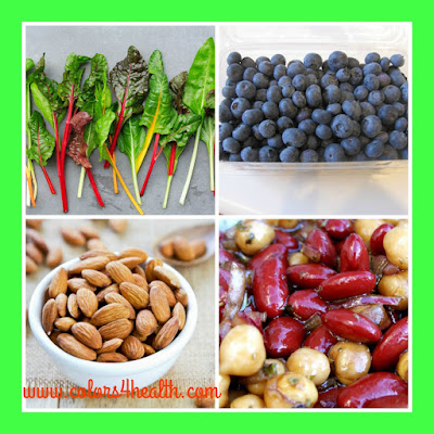 Top 12 Foods for Healthy Life