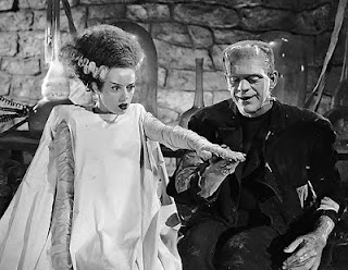 Frankenstein And The Bride