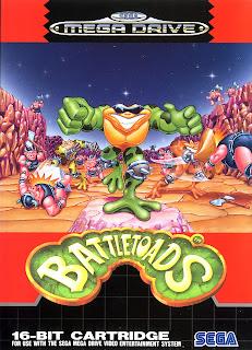Battletoads (BR) [ SMD ]
