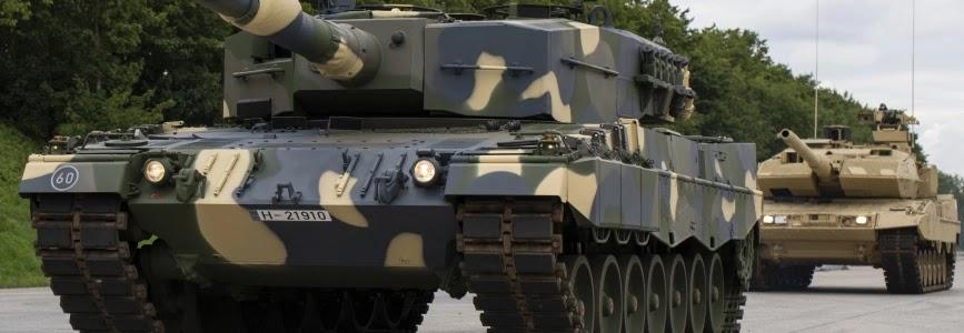 Угорщина скоро отримає перші танки Leopard 2A4