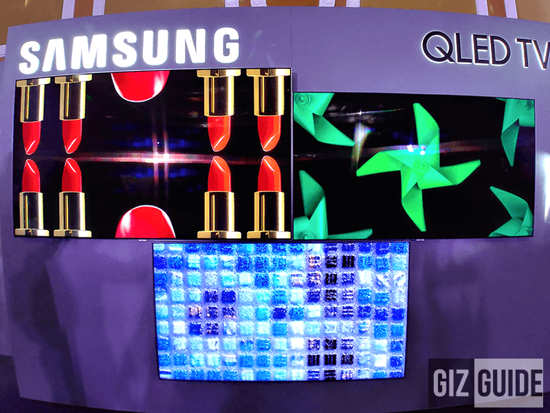 Samsung Launches All New QLED TVs In PH