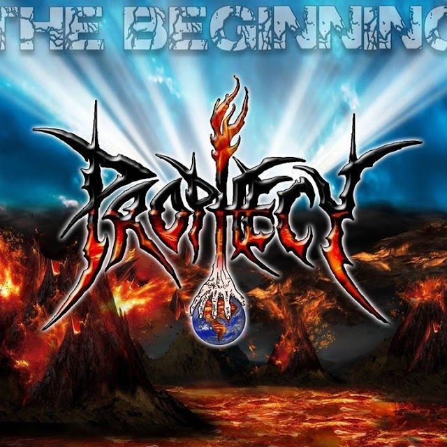 "PROPHECY IS BACK With New Album "" The Beginning "" di 1 Oktober 2016 !!!"