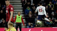ليفربول يضرب فريق بورنموث بثلاث اهداف ويواصل صدارته للدوري الانجليزي