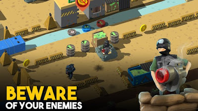 Bomb Hunters APK+MOD. FREE ANDROID GAME DOWNLOAD