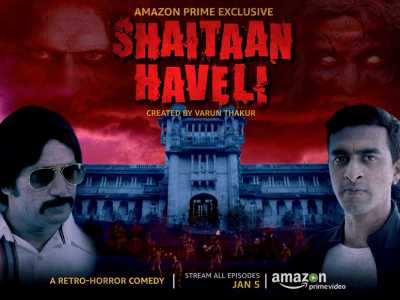 Shaitaan Haveli (2018) Full HD Movies Download 480p