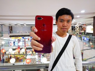 Oppo F9 Smartphone Masa Kini dengan Teknologi dan Fitur yang Memukau