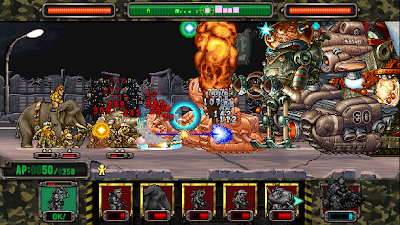 Download Metal Slug Attack Apk Mod Latest Version
