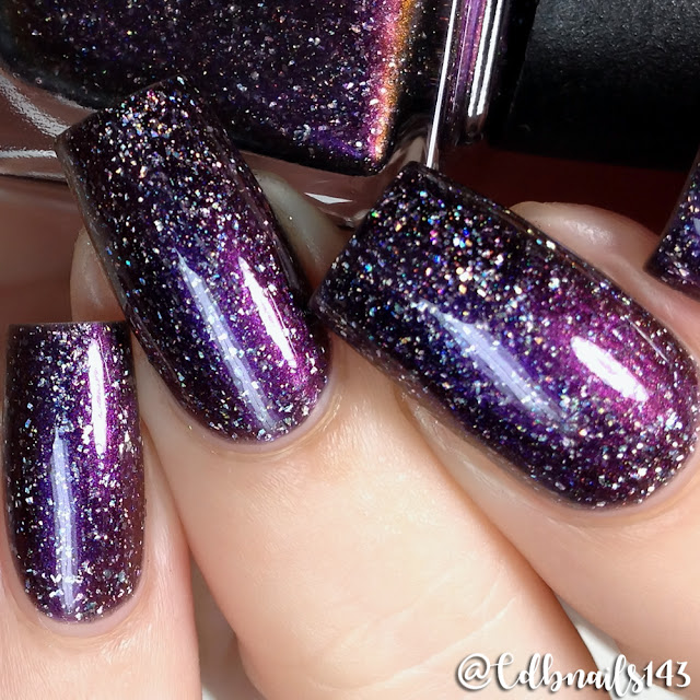 Night Owl Lacquer-Nightfall
