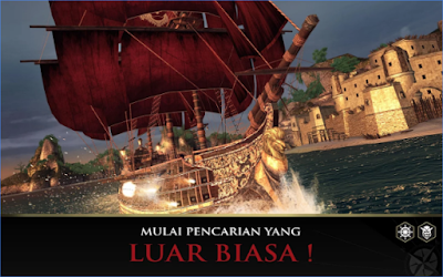 Assassin's Creed Pirates v2.9.1 Mod Apk + Data (Mega Mod)