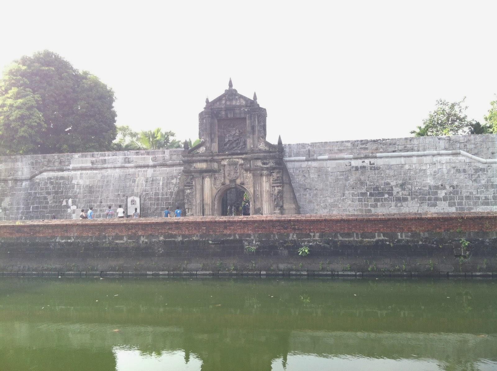 Fort Santiago, Intramuros, Manila
