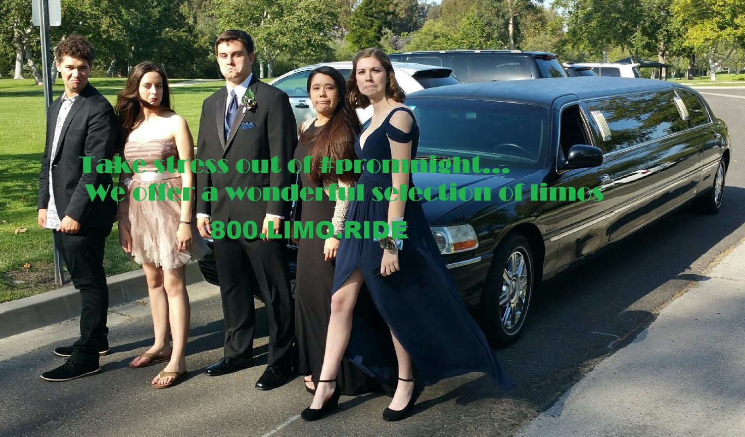 Limo Prom Orange County Limo Services Excel Fleet Limo Renting A Prom