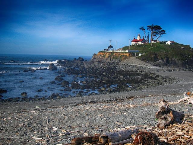 northern California coastal geology travel field trip ophiolite melange copyright rocdoctravel.com