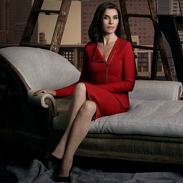Looks de Julianna Margulies - outfits
