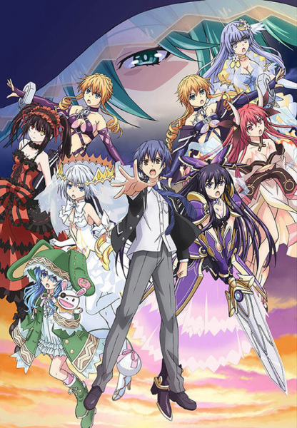 Download Anime Date a Live S3 Subtitle Indonesia batch 360p