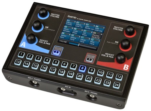 Digital Audio Labs Livemix personal monitor system