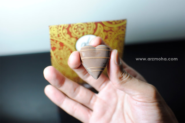love, chocolate love, coklat bentuk love, gambar love, georgetown heritage chocolate, coklat homemade