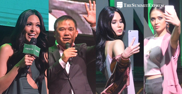 OPPO, TV5's Philippines' Next Top Model seal partnership
