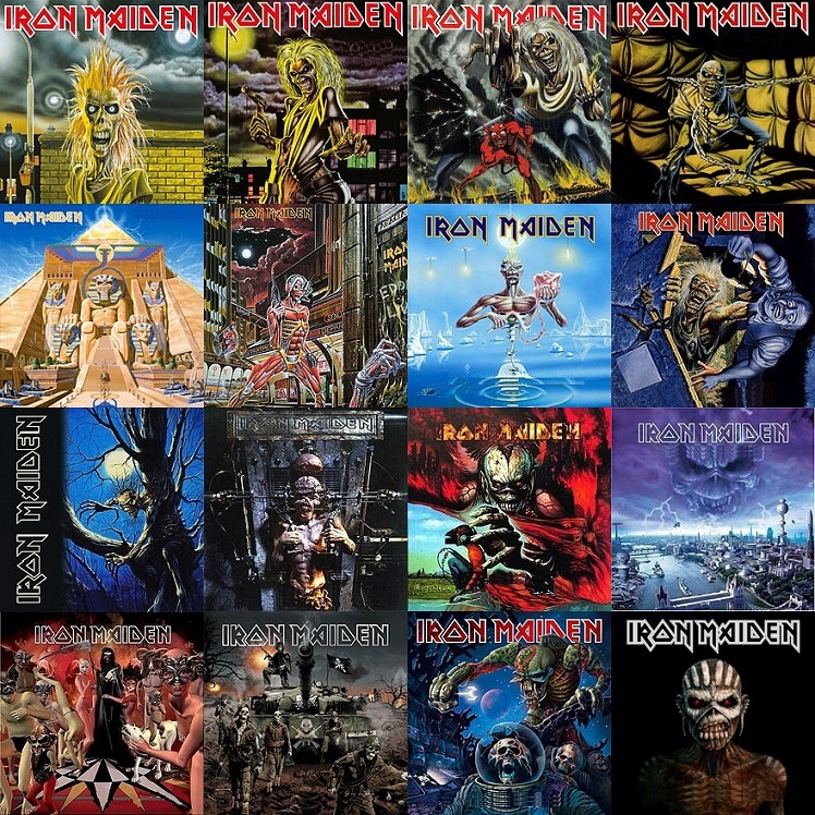 Heavy Metal Mania: Ranking Every Iron Maiden song: Number 155-151